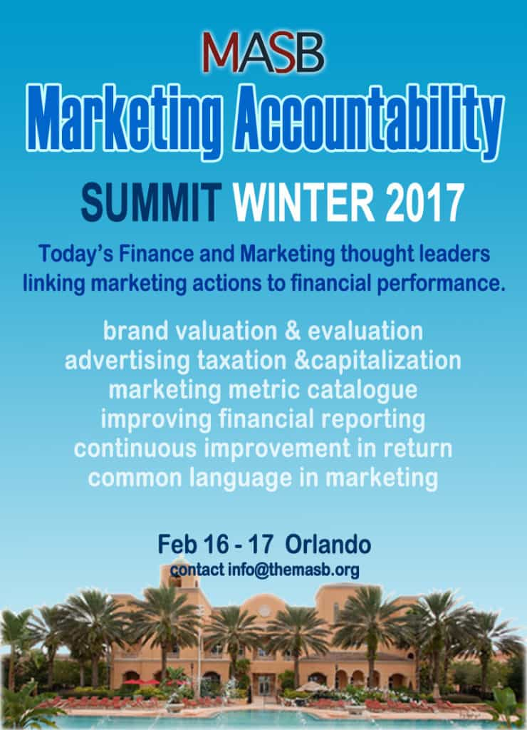 Finance and Marketing Summit 2017