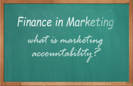 Finance In Marketing Course Project