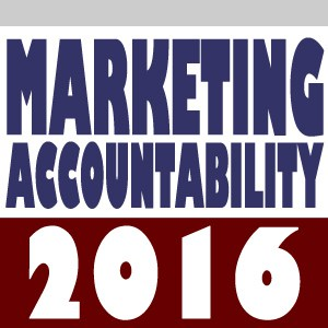 The Year in Marketing Accountability
