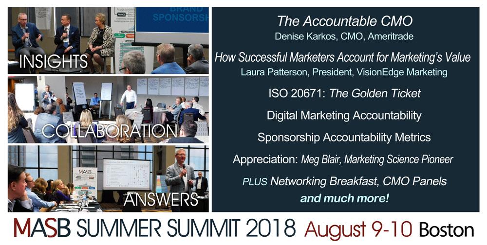MASB Summer Summit 2018 Boston