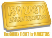 ISO 20671 Golden Ticket for Marketers