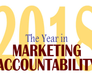 2018: The Year in Marketing Accountability