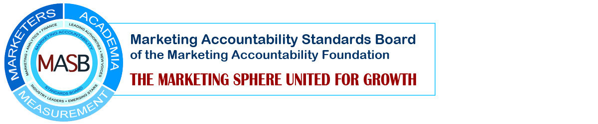 Marketing Accountability Standards Board | MASB