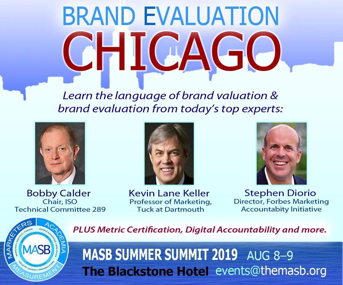 Brand Valuation Summit
