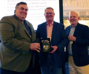 Sinclair and Keller, Meier Honored at Summer Summit